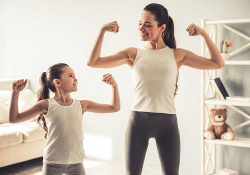 Exercise for the Busy Mom